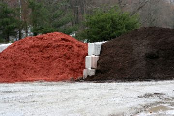 Bulk Landscaping Materials Delivery